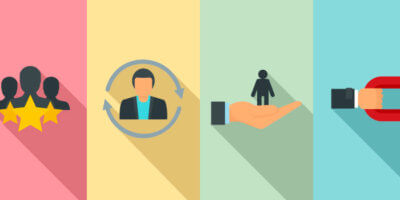 Here are four ways to improve your customer retention.